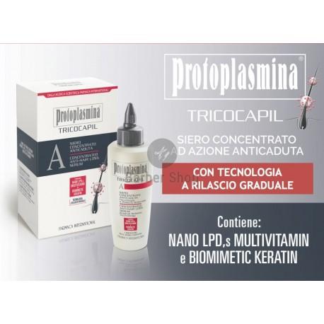 PROTOPLASMINA TRICOCAPIL3 SIERO CONCENTRATO ANTICADUTA